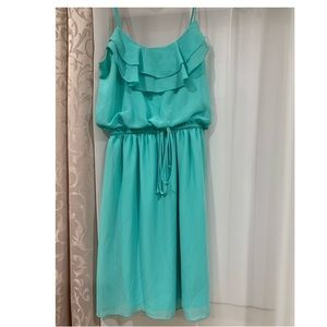 Turquoise/teal summer dress